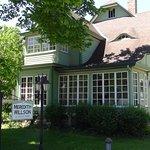 The Meredith Willson childhood home in Mason City, Iowa