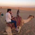 Abu Dhabi Desert Safari Foto