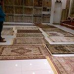 Carpet show room