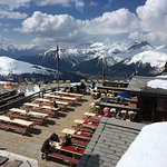 Davos Klosters Ski Resort Foto