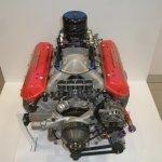 Nascar engine display