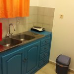 Kitchenette attached to the room