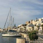 Photo de Nissaki Beach Hotel Naxos