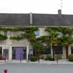 Foto de Hotel Restaurant La Glycine