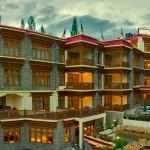 Photo de Ladakh Residency