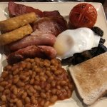 All day breakfast - substantial and great value