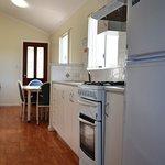 Kitchen 2 Bedroom chalet