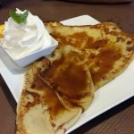 crêpe caramel beurre salé chantilly
