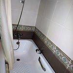 09. The bath tub.