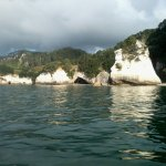 Beautiful Cathedral Cove