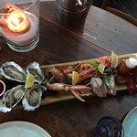 Lust Seafood en grill