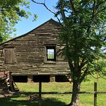 Slave cabins at Laura - the story of slavery at Laura is harrowing but worth hearing
