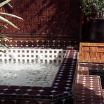 """ Top Value Riad in Marrakech "" Hot Tube jacuzzi on the roof terrace."