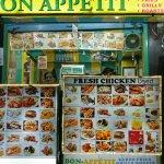 Bon-Appetit Bakes-Fries-Grills-Roasts - Non Veg and Veg Snacks