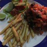 Thunfisch salsa