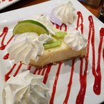 Key Lime Pie, Delicious!