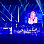 Photo of Celine Dion at the Colosseum at Caesars Palace