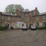 LLanfyllin Workhouse