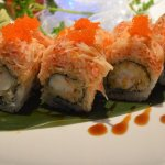 King lobster roll