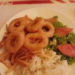 Cafe da Gina: Fried Calamari