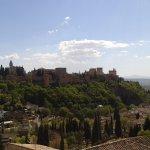 La Alhambra view