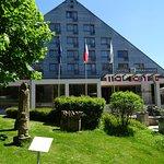Exterior - Hotel & Restaurant