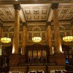 The grand interior. It's pretty spectacular