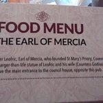 The Earl of Mercia