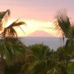Vue sur le Stromboli