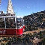 Snowbird Tram ride