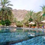 Main freshwater pool