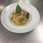 Spaghettini Garlic & Oil