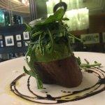 Beef tongue,salsa verde.😊😊😊