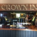 Inside the Crown Inn