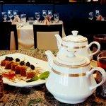 Persian Tea and Bakhlava
