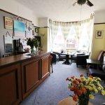 licensed bar area/ lounge