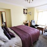 large double room, second floor