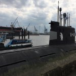 Außenansicht der U-434