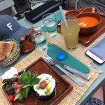 Photo of Cafe Jardin Majorelle Marrakech