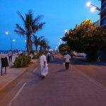An evening on the Promenade!