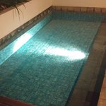 Pool in the room