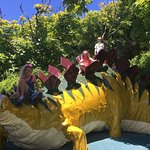 Stegosaurus you can climb