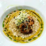 Prons Risotto