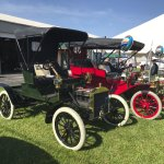 Model T Homecoming 2017 at the Museum