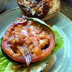 Cajun Vegetable and Bean 🍔