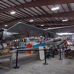 Pueblo Aircraft Museum, Pueblo CO. Vintage aircraft also.