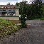 Cafe and take away....near bettws-y-coed on the A5