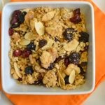 Start your day with Terri's granola, perfect with fruit and yogurt