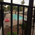 Outdoor Pool: 6am - 10pm