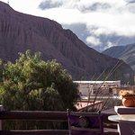 Terrazas del Hotel y su hermosa vista